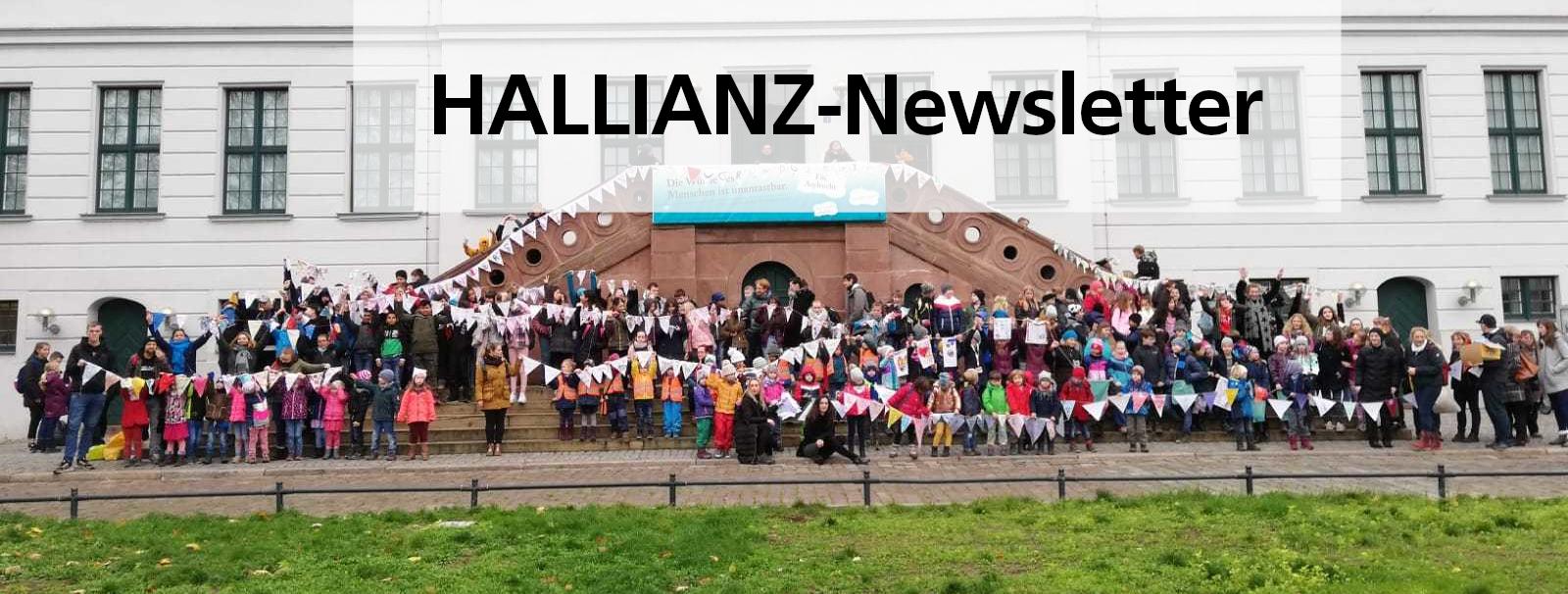 Newsletter-Infos: Jetzt bei der HALLIANZ Jugendjury 2020 bewerben!