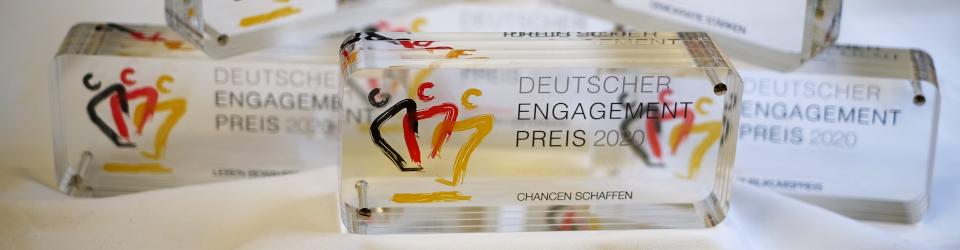 Projekte aus Halle für den Deutschen Engagementpreis nominiert